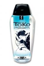 Lubrifiant Toko Aqua : Lubrifiant intime à base d'eau, ultra longue durée et ultra glissant, par Shunga, le spécialiste du plaisir intime.
