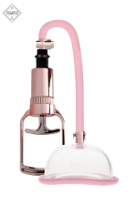 Pompe à vagin manuelle - Pumped : Décuplez la sensibilité et la taille de votre clitoris et de votre vulve avec la pompe à vagin Pussy Pump de chez Pumped.